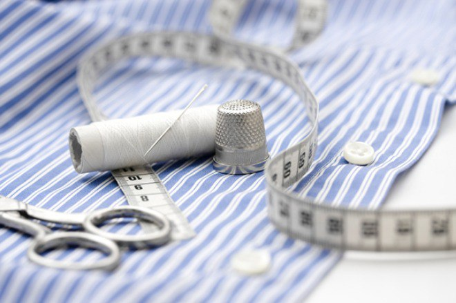 Учимся строить, кроить и шить мужскую одежду